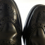 Scuffs on your leather shoes